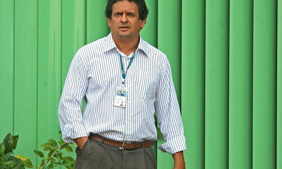 Ítalo Colares de Araújo, funcionário do Supremo Tribunal Federal (STF) condenado a 14 anos de prisão por lavagem de dinheiro e jamais intimado pela Justiça Foto: André Coelho/O Globo/17-10-2013