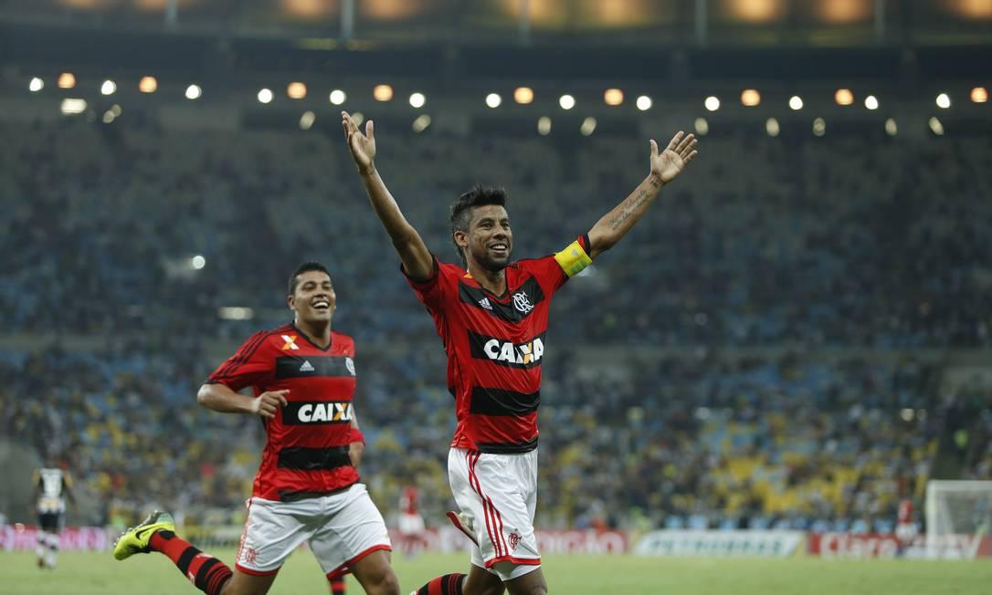 ES Rio de Janeiro (RJ) 23/10/2013 - Copa do Brasil 2013 - Flamengo x Botafogo no Maracana. Foto Alexandre Cassiano / Agencia O Globo. Alexandre Cassiano / Agência O Globo