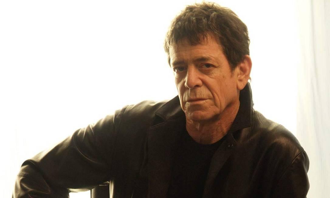 Lou Reed Foto: Divulgação / Divulgação