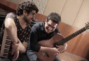 Abertura oficial. O Duo Elo se apresenta na quinta, no Copacabana Palace Foto: Divulgação