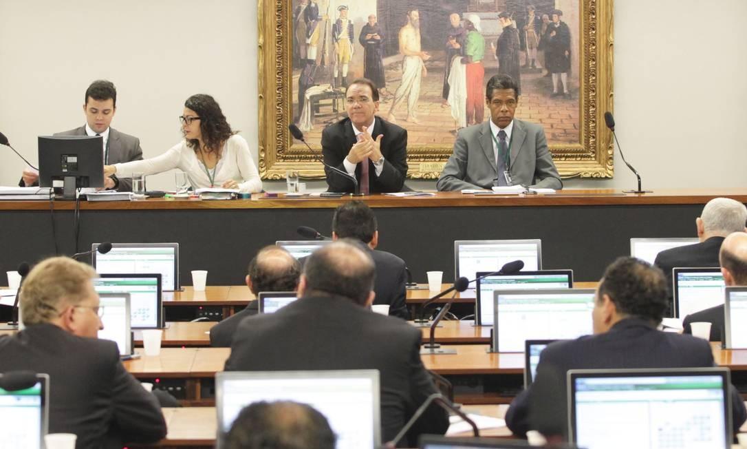 CCJ da Câmara aprova admissibilidade da PEC que prevê cota para parlamentares negros Foto: Ailton de Freitas / O Globo