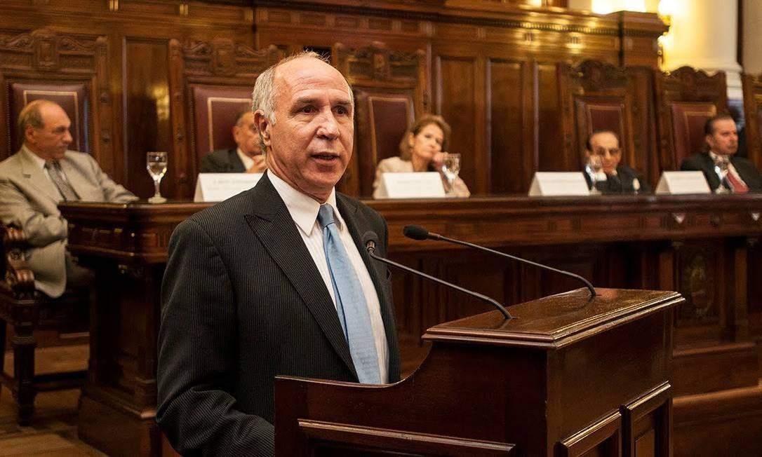 Ricardo Lorenzetti, presidente da Corte Suprema, nega ter feito um acordo para favorecer o governo Foto: La Nácion