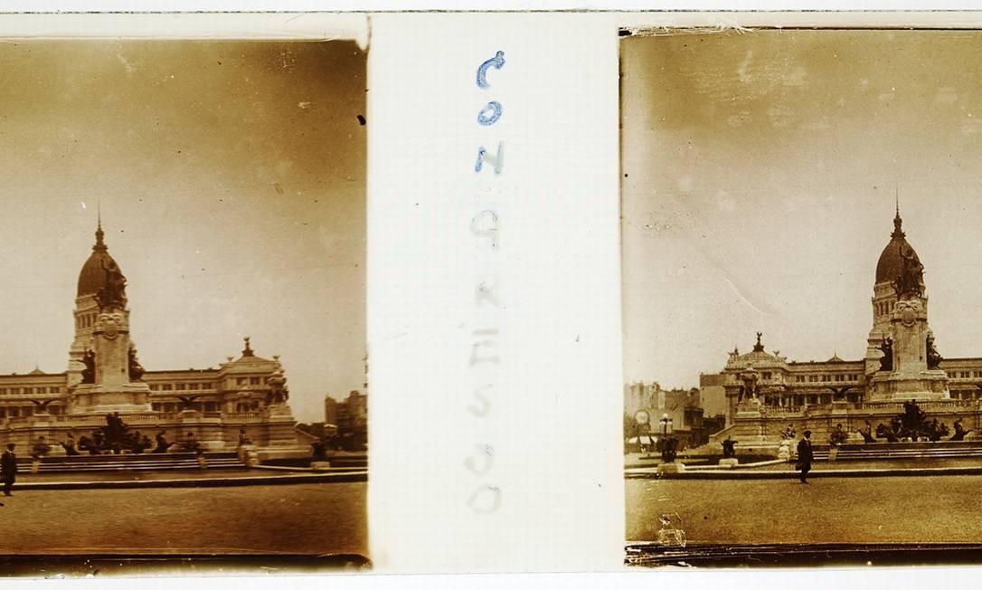 Congresso Nacional de Buenos Aires Foto: Acervo do Museu Imperial