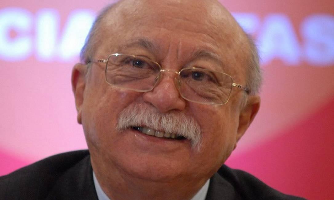 Vice-presidente do PSB, Roberto Amaral Foto: Divulgação