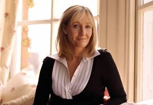 A escritora J.K Rowling Foto: J. P. Masclet / AP