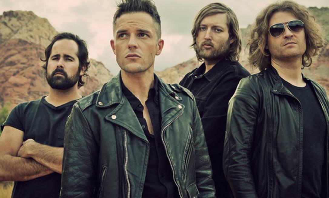 The Killers Foto: Divulgação