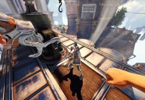 Bioshock: série lançada em março ganha um aguardado novo capítulo neste mês Foto: Divulgação