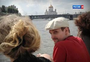 Ex-técnico da CIA, Edward Snowden vazou documentos secretos sobre espionagem em massa e hoje mora na Rússia Foto: AP