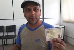 Marcos Cezar Ramos diz que policiais ameaçaram sua irmã, testemunha da ação que resultou na morte do irmão Foto: Flávio Ilha