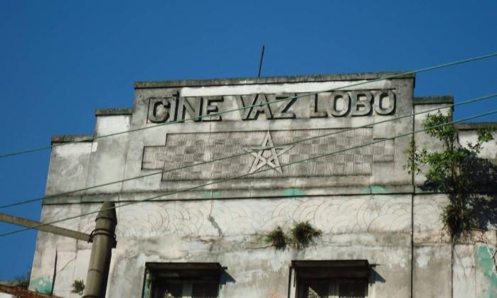 Moradores de Vaz Lobo impediram a derrubada do cinema do bairro Foto: Divulgação / Rio Patrimônio da Humanidade