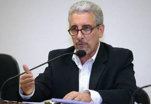 O ex-diretor de marketing do Banco do Brasil Henrique Pizzolato Foto: Ailton de Freitas / O Globo