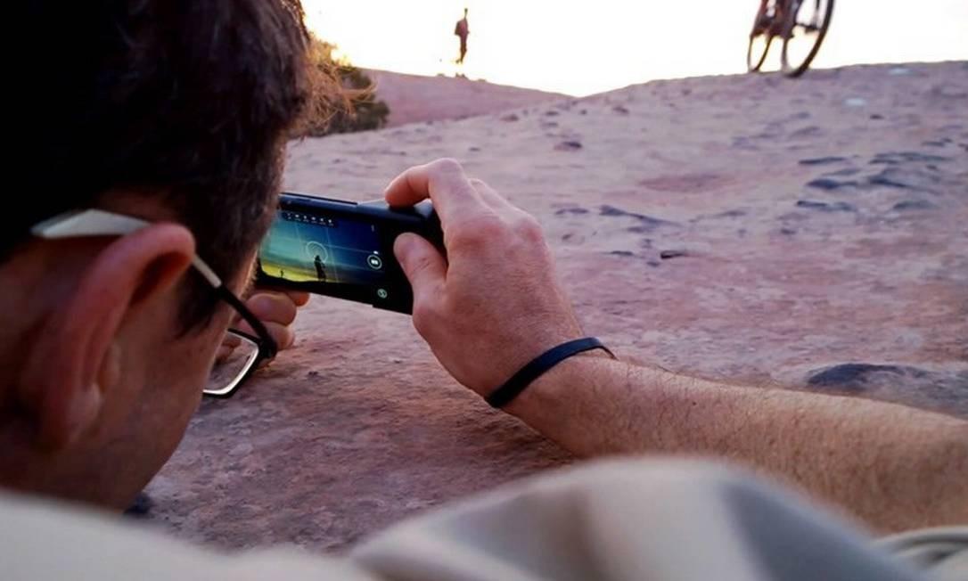 """Stephen Alvarez, fotógrafo da """"National Geographic"""", enfrentou o desafio de montar um ensaio apenas com um smartphone Foto: Terceiro / Divulgação"""