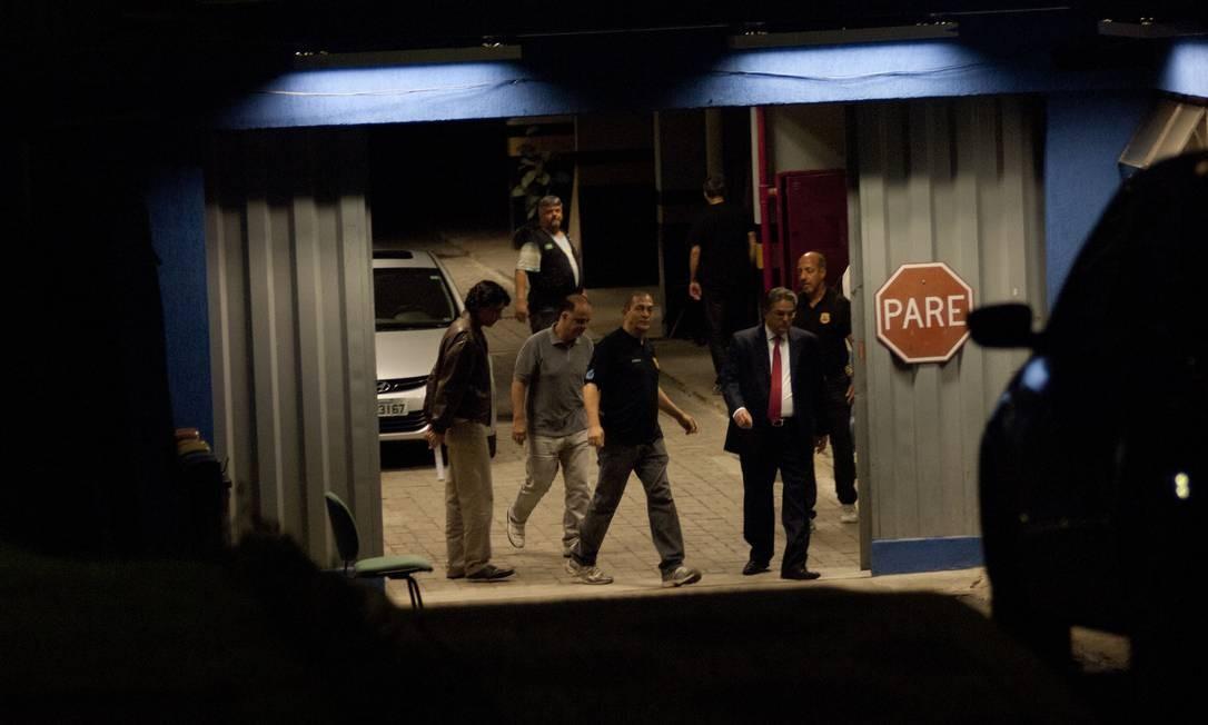 Até as 22h de sexta-feira, seis condenados haviam se entregado em Minas Foto: Jackson Romanelli