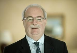 Christophe de Margerie, presidente executivo da Total Foto: Divulgação