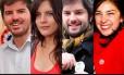 Giorgio Jackson, Camila Vallejo, Gabriel Boric e Karol Cariola lideraram mobilização estudantil entre 2011 e 2012
