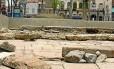 Sítio arqueológico foi redescoberto na região em 2011 -