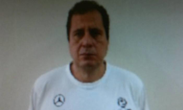 José Roberto Salgado, condenado por formação de quadrilha, gestão fraudulenta, lavagem de dinheiro e evasão de divisas Foto: Vinícius Sassini / O Globo