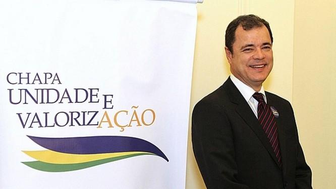 O novo presidente da Associação dos Magistrados do Brasil (AMB), João Ricardo dos Santos Costa Foto: Divulgação
