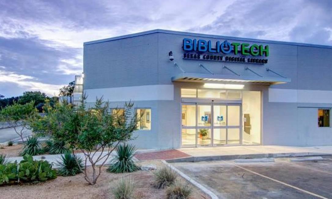 Para quem não tem acesso à rede, pode visitar a sede física da Bibliotech Foto: Divulgação