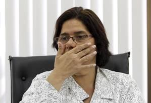 Deputada estadual Janira Rocha pode ser afastada do Psol Foto: Domingos Peixoto / Agência O Globo