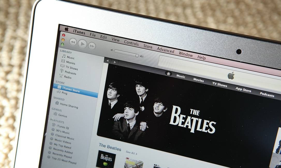 iTunes: Ministério da Justiça notifica Apple sobre cobrança em dólares e informações contratuais ao consumidor Foto: Justin Sullivan/AFP