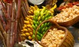 Dieta divina, só alimentos naturais