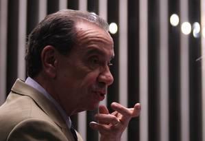Senador tucano Aloysio Nunes Foto: André Coelho / Agência O Globo