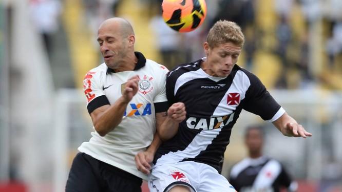 Onipresente  Vasco e Corinthians estão entre os 11 times (das séries A e B e31de60b4576e