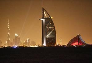 Dubai, nos Emirados Árabes Unidos, eleita melhor destino de 2013 pela World Travel Awards Foto: AHMED JADALLAH / REUTERS