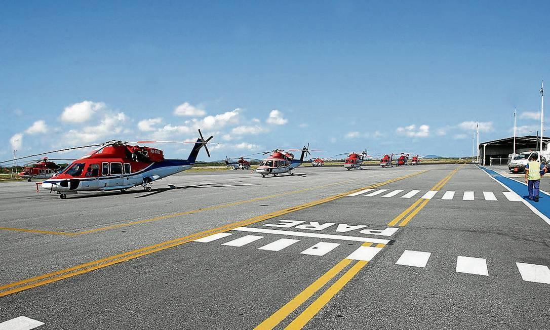 Aeroporto de Cabo Frio será beneficiado Foto: Márcio Alves / Márcio Alves/22-11-2012