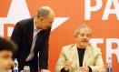 Lula garantiu que candidatura de Lindbergh está consolidada Foto: Eliaria Andrade / O Globo