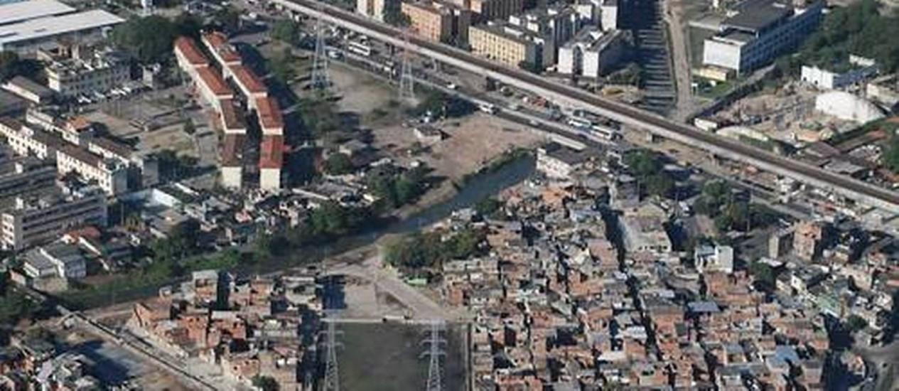 Segundo pesquisa, milícias dominam as favelas cariocas Foto: Agência O Globo