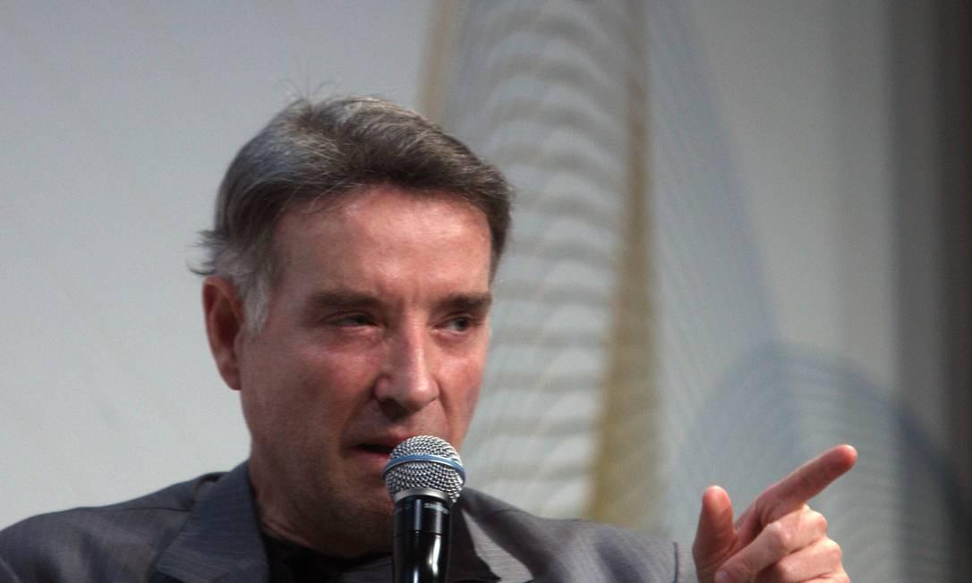 O empresário Eike Batista, em evento em 2012 Foto: Dado Galdieri / Bloomberg