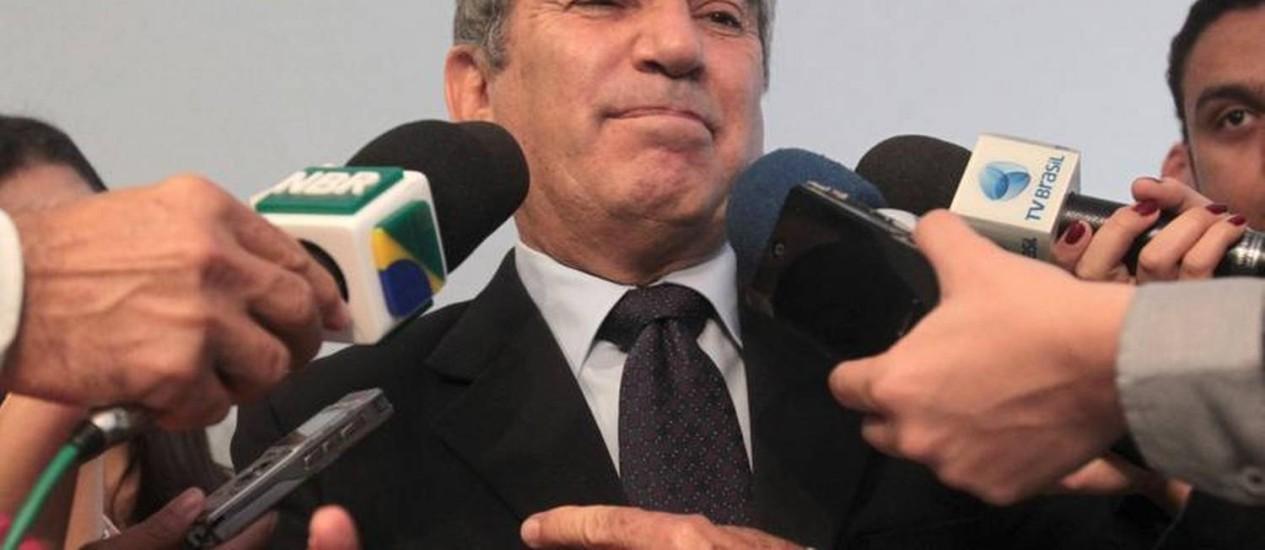 Gilberto Carvalho, ministro da Secretaria Geral da Presidência Foto: Gilvaldo Barbosa / O Globo