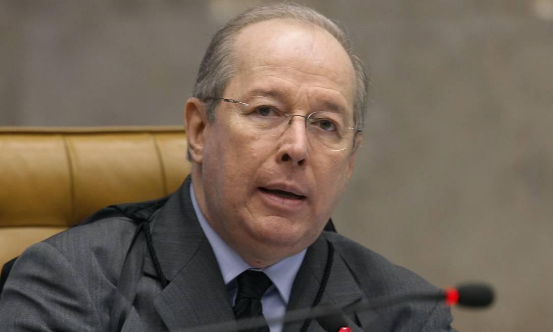 Ministro Celso de Mello no julgamento dos segundos embargos de declaração na Ação Penal (AP) 470. Foto: Nelson Jr./SCO/STF (13/11/2013) Foto: Nelson Jr / Nelson Jr./SCO/STF/13-11-2013