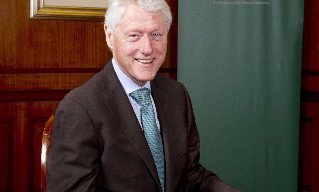O ex-presidente americano Bill Clinton: 'O problema é a falta de transparência e a falta de garantia de que usamos todos os meios tecnológicos disponíveis para proteger a privacidade' Foto: Márcia Foletto / Agência O Globo