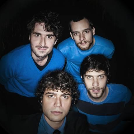 O quarteto carioca Ganeshas Foto: Divulgação