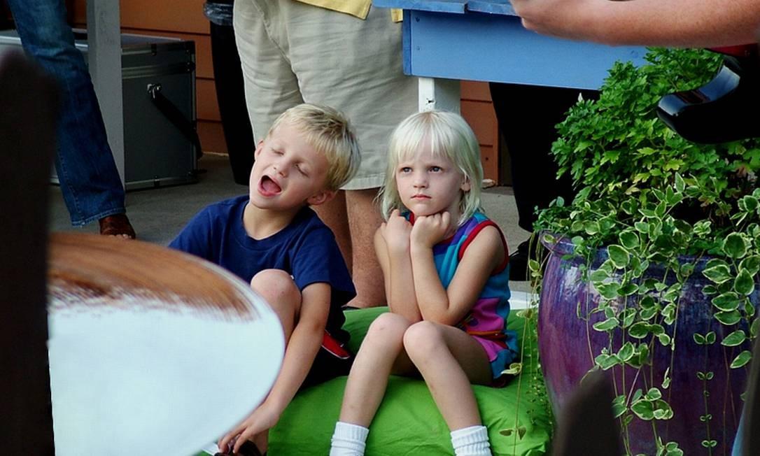 Música para crianças: mais entretenimento que aprendizado. Foto: StockPhoto