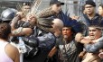 PM deteve cerca de 15 ativistas durante desocupação