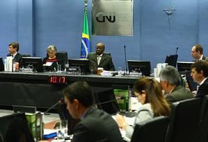 CNJ abre processo administrativo contra magistrados acusados de desviar R$ 500 milhões Foto: André Coelho / O Globo