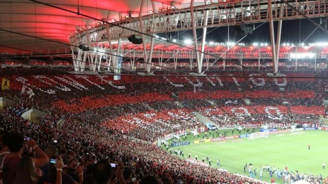 4e112120f0 A torcida do Flamengo no Maracanã na decisão da Copa do Brasil Foto   Guilherme Pinto
