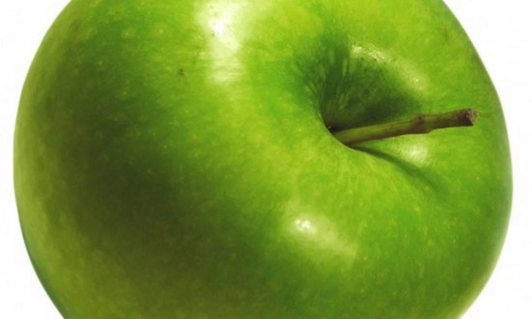 Maçã: propriedades antioxidantes Foto: Arquivo