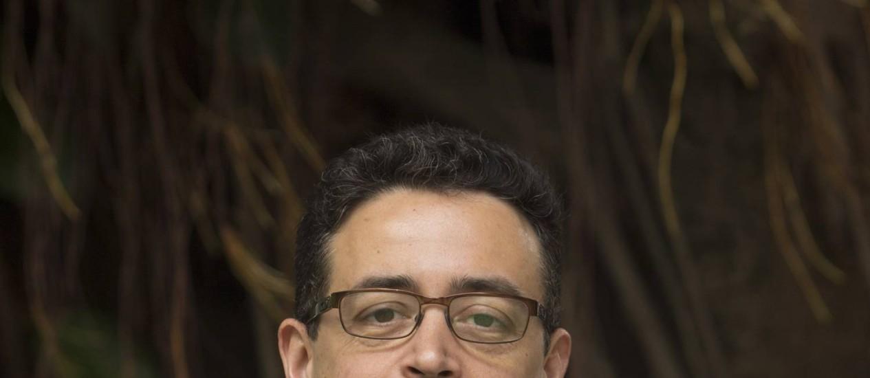 Secretário municipal de Cultura Sérgio Sá Leitão Foto: Hudson Pontes