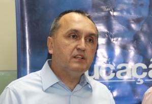 Rodney Miranda (DEM), prefeito de Vila Velha Foto: Divulgação/prefeitura de Vila Velha