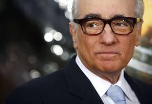 O cineasta Martin Scorsese Foto: Reuters
