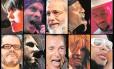 Alguns dos artistas que fizeram os melhores shows realizados no Rio em 2013