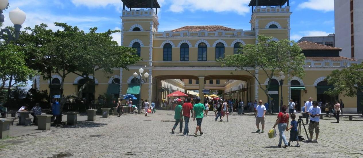 Salones Con Aparador Y Vitrina ~ O Centro de Florianópolis, onde os u2018manezinhos u2019 se encontram Jornal O Globo