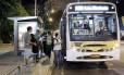 Ônibus do Rio podem ter aumento na tarifa no ano que vem