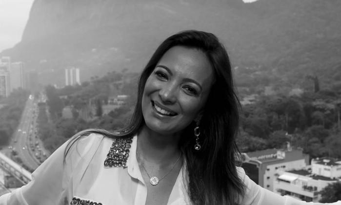 Colunista Marcia Romão Foto: Hudson Pontes
