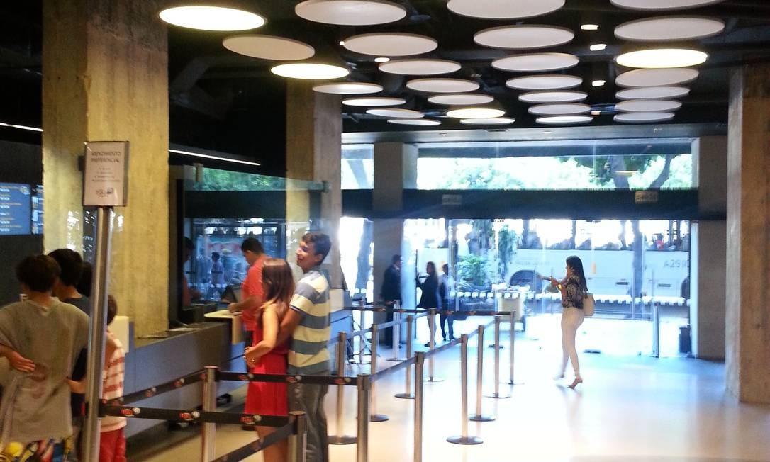 Espaço Itaú de Cinema oferece descontos especiais a aniversariante e a pessoas com mais de 55 anos Foto: Divulgação / Procon